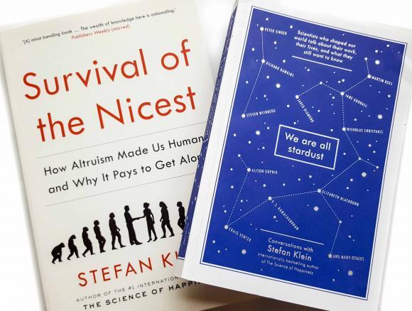 Cover Stardust Survival Stefan Klein
