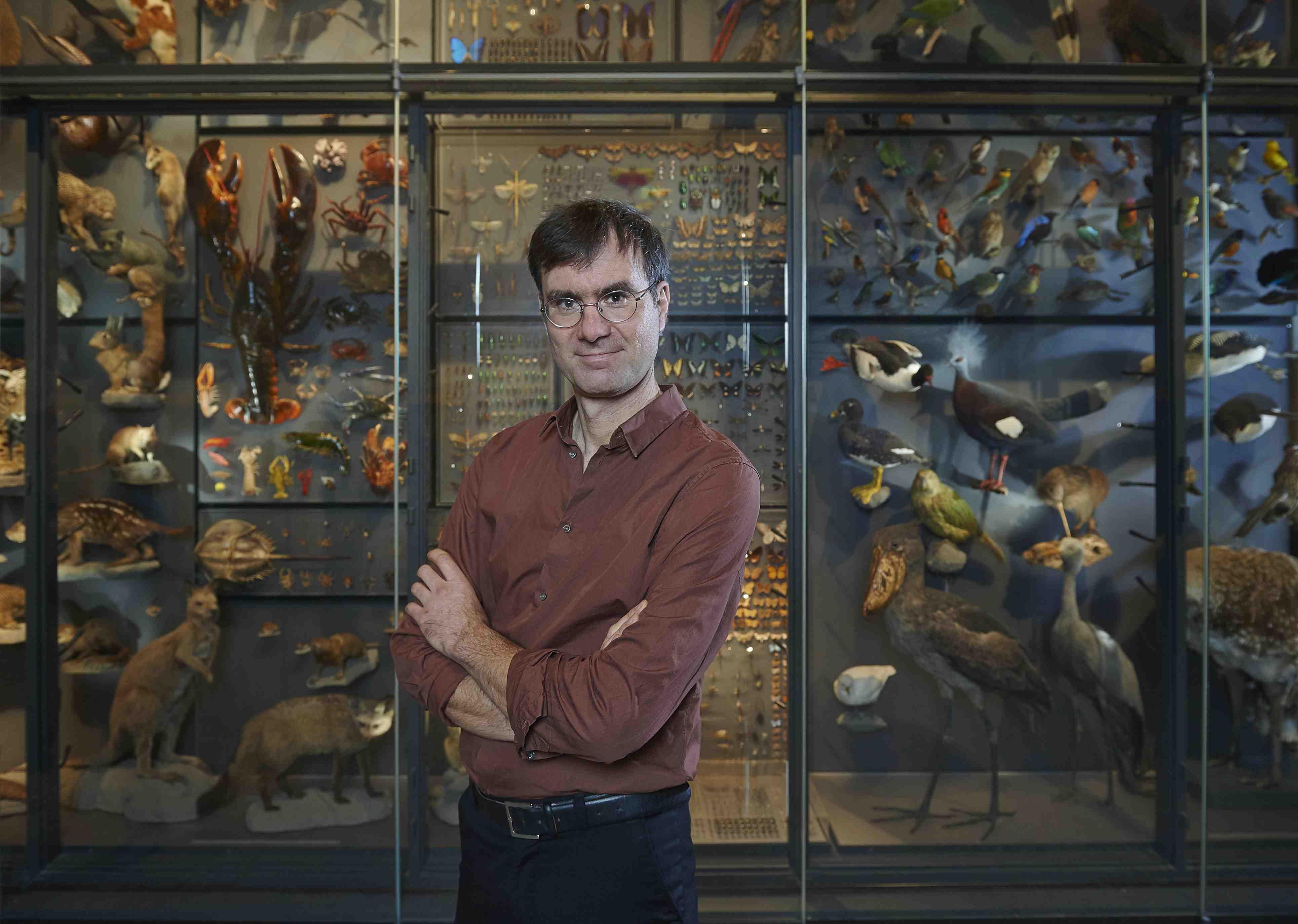Stefan Klein Naturkundemuseum Berlin