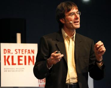 Stefan Klein Vortrag